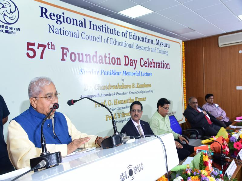 57th foundation day